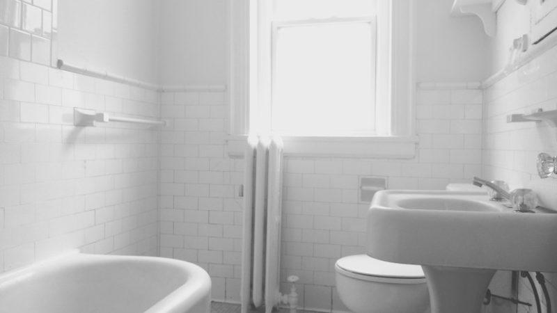 mauvaise odeur dans la douche