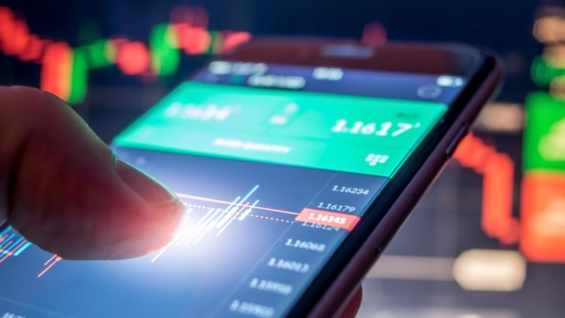 application pour trader en bourse