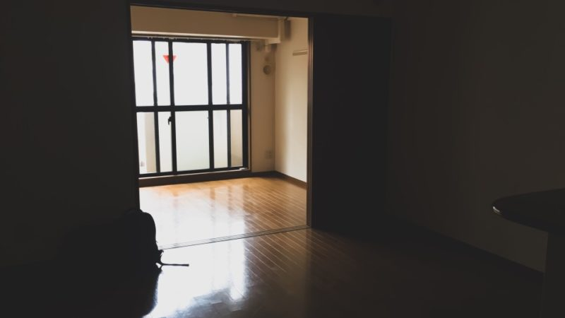 débarrasser un appartement