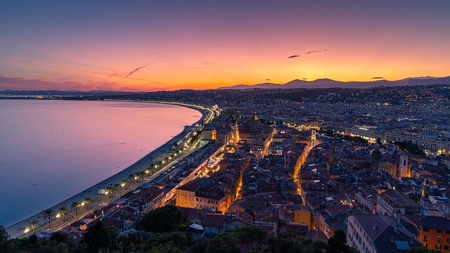 Que visiter à Nice en Automne par Ludovic Delion